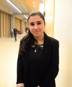 Rania Khelifi photo professional