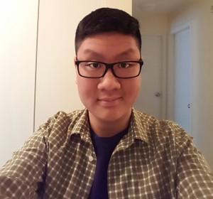 Victor Lau Peer Mentor Photo