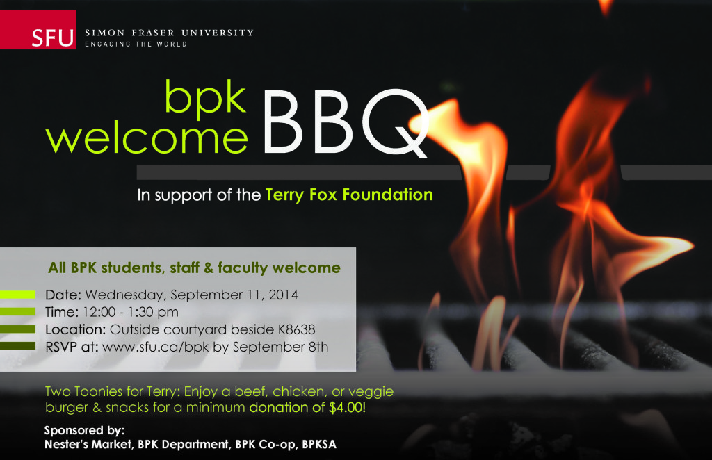 welcome back bbq 2014